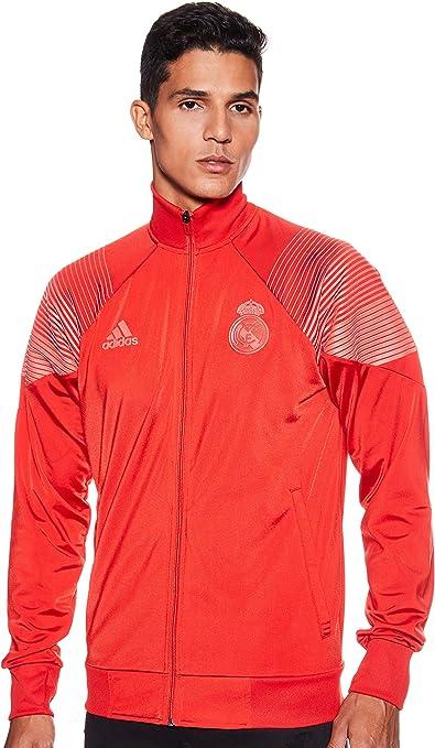 TALLA XS. adidas Real LIC Top Vivid Red 18/19 Real Madrid