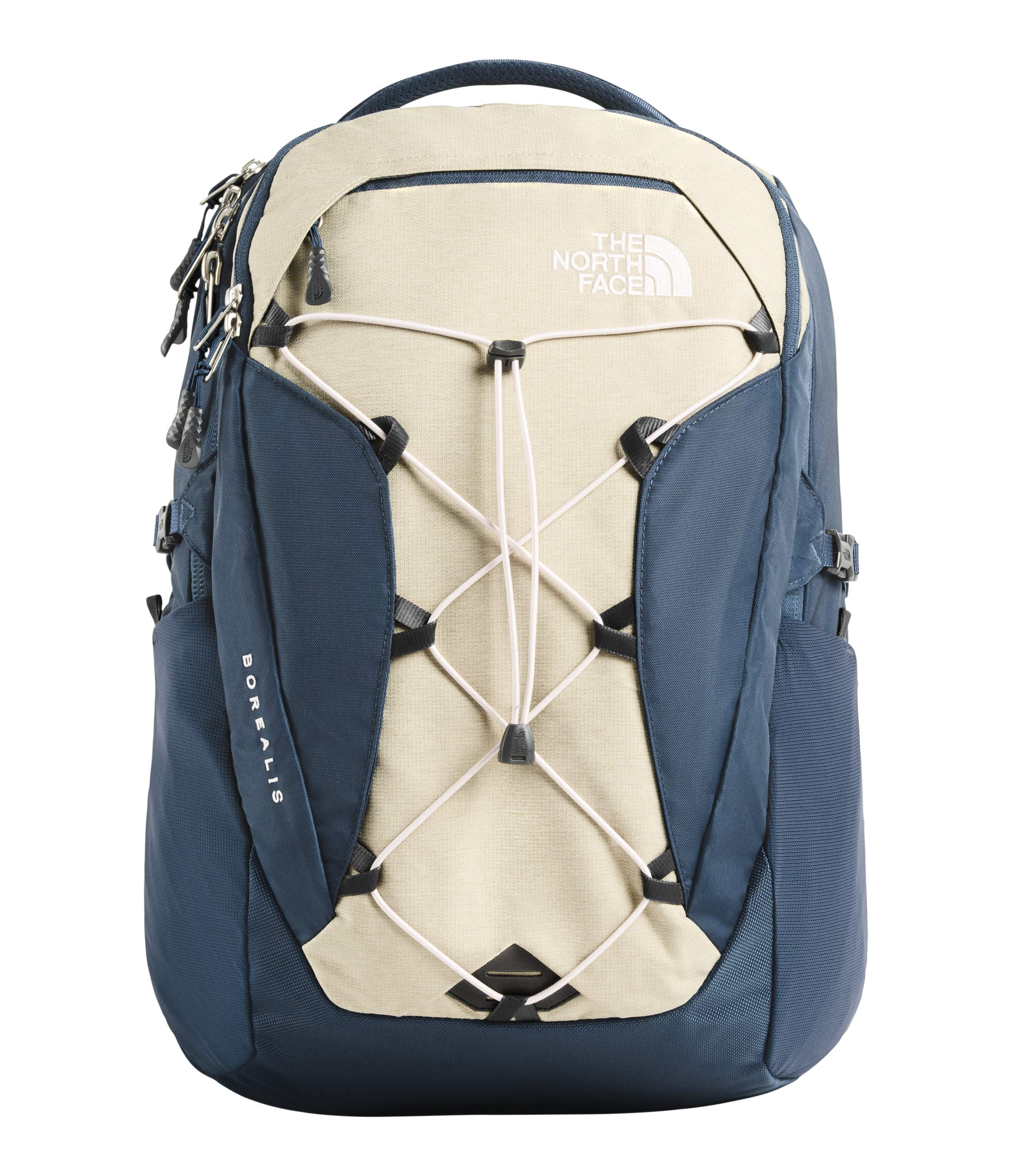 The North Face Women's Women's Borealis Blue Wing Teal/Twill Beige Light Heather One Size