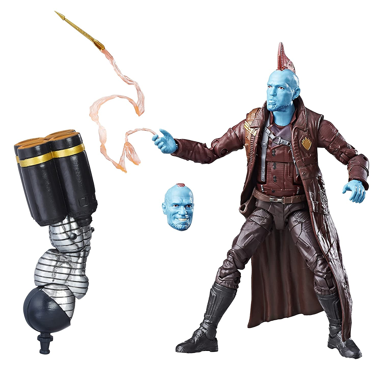 Guardians of the Galaxy 15, 2cm Marvel Legends Série Drax Figure Hasbro C0618EL20