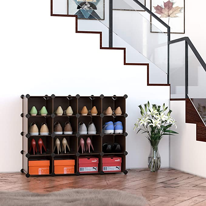 DEAL OF THE DAY! TOP SELLING 15 CUBE SHOE ORGANIZER UNITS!