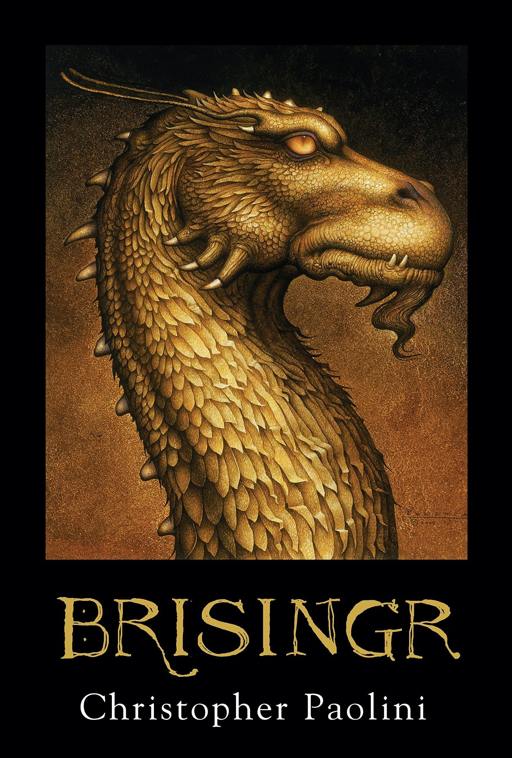 L'Héritage (3) : Brisingr