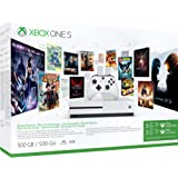 Microsoft Xbox One S 500GB Starter Bundle