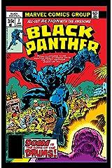 Black Panther (1977-1979) #7 (English Edition) eBook Kindle