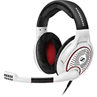 Sennheiser Game One Gaming-Headset (mit offener Akustik) weiß