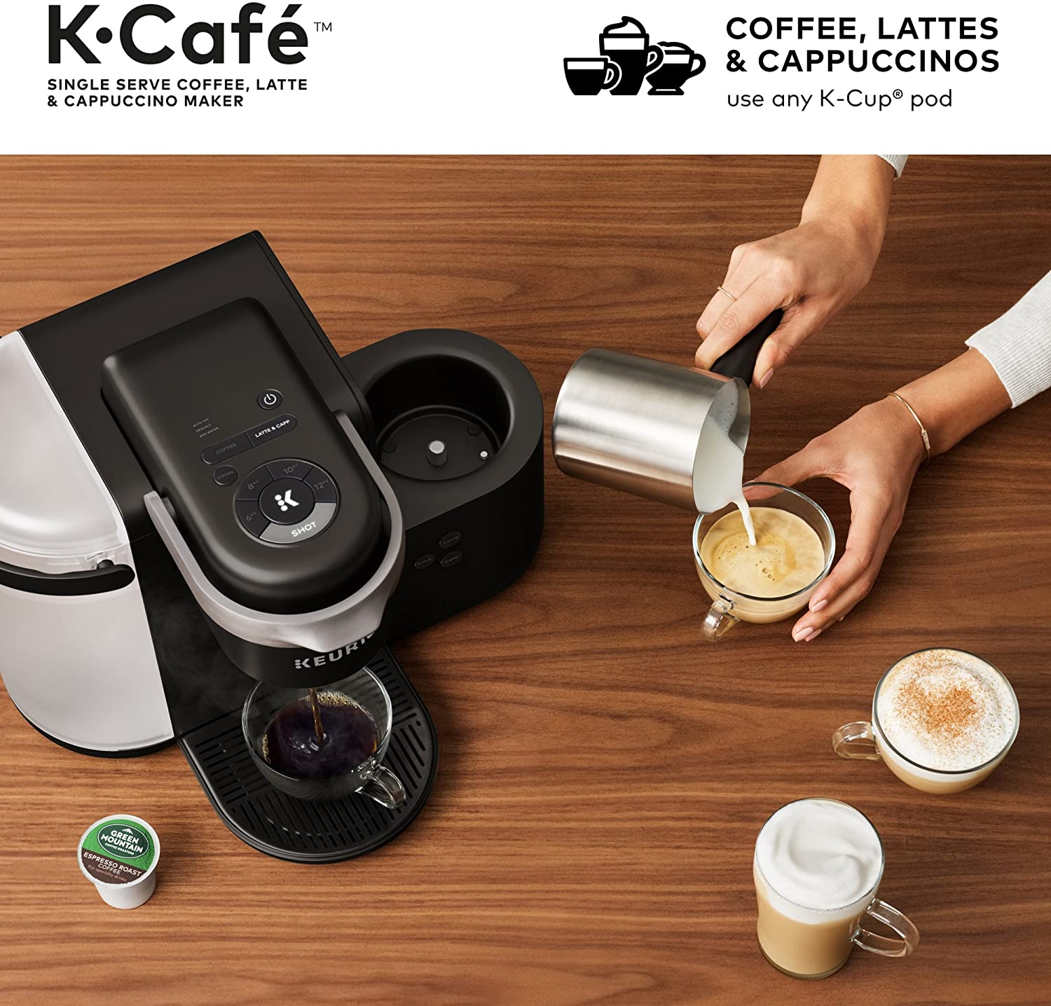 Best Espresso and Coffee Maker in 2020: Reviews & Buying Guide 9