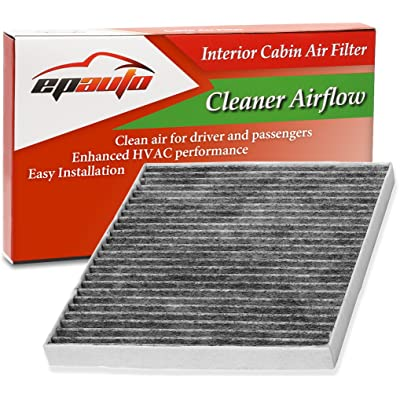 EPAuto CP374 (CF10374) Replacement for Toyota/Dodge/Pontiac Premium Cabin Air Filter includes Activated Carbon: Automotive