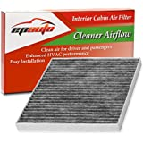 EPAuto CP374 (CF10374) Replacement for Toyota/Dodge/Pontiac Premium Cabin Air Filter includes Activated Carbon