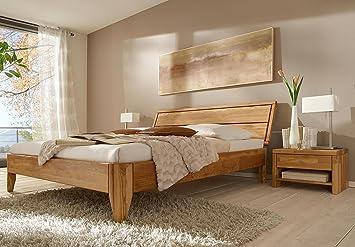Stilbetten Bett Holzbetten Massivholzbett Dallas Kiefer