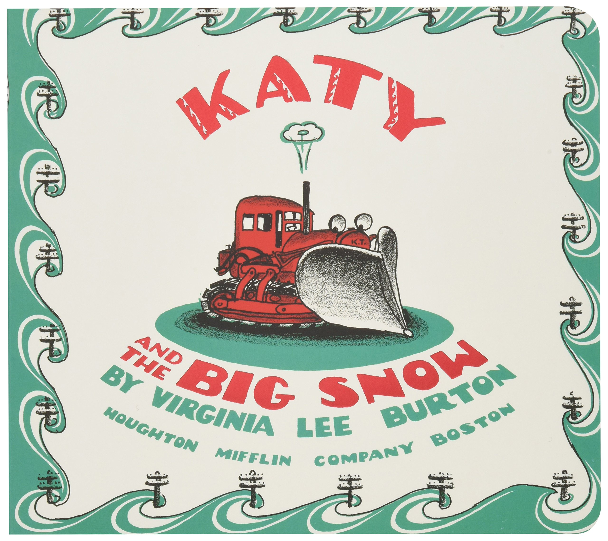 Katy and the Big Snow board book PDF