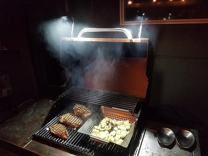 Amazon.com: Grillite - Luz magnética para barbacoa (2 ...