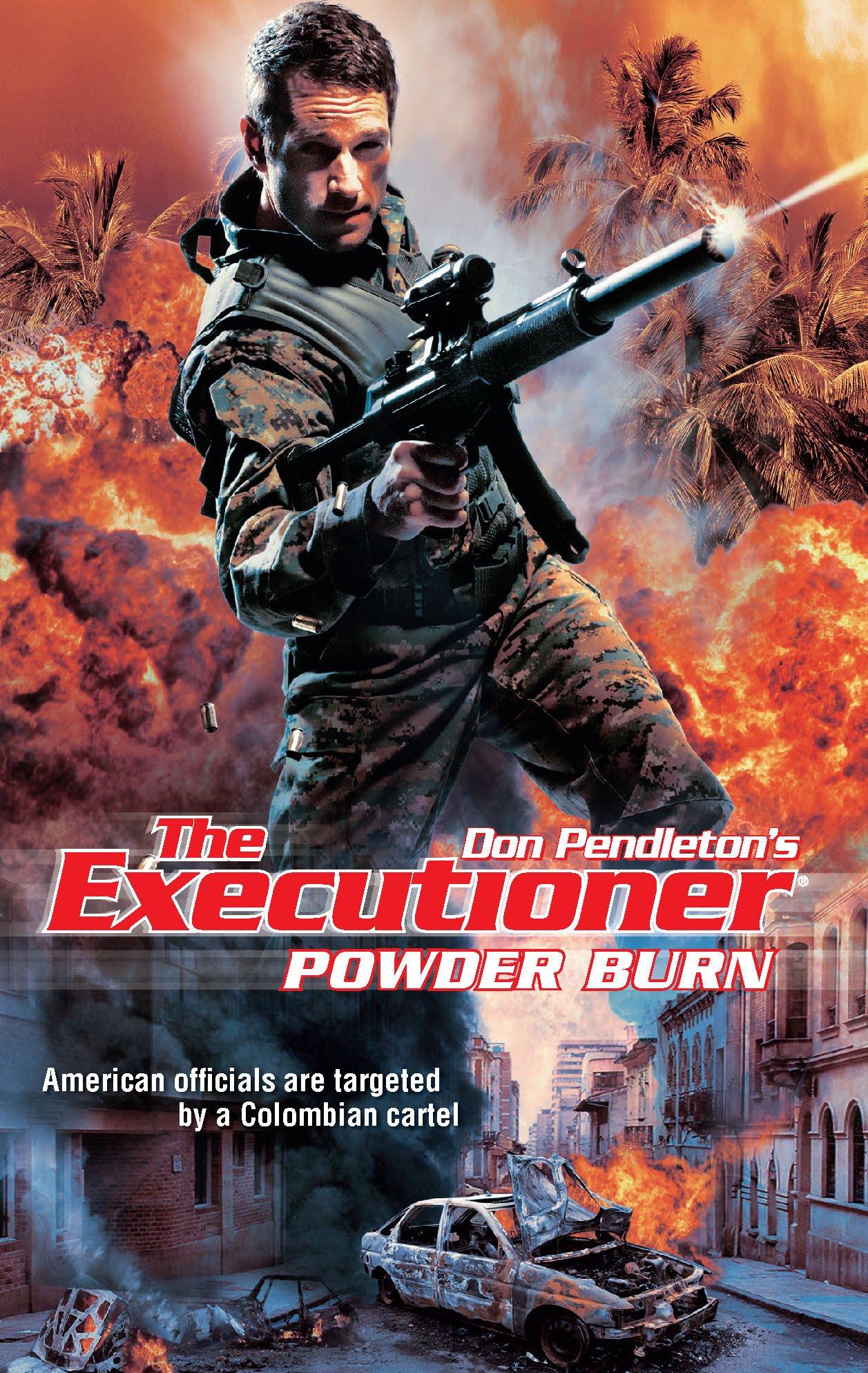 Amazon.com: Powder Burn (The Executioner #387) (9780373643875): Don  Pendleton: Books