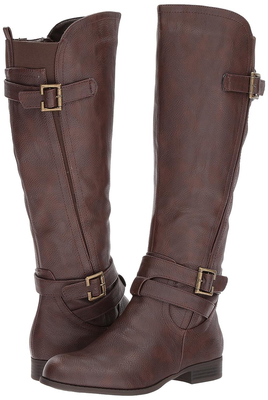 LifeStride Women's Francesca Knee High Boot B075FVSGDW 8.5 B(M) US|Brown