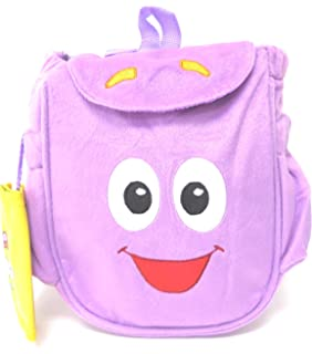 8cfa6aa8a11 Amazon.com: Dora the Explorer Backpack Rescue Bag, Purple: Toys & Games
