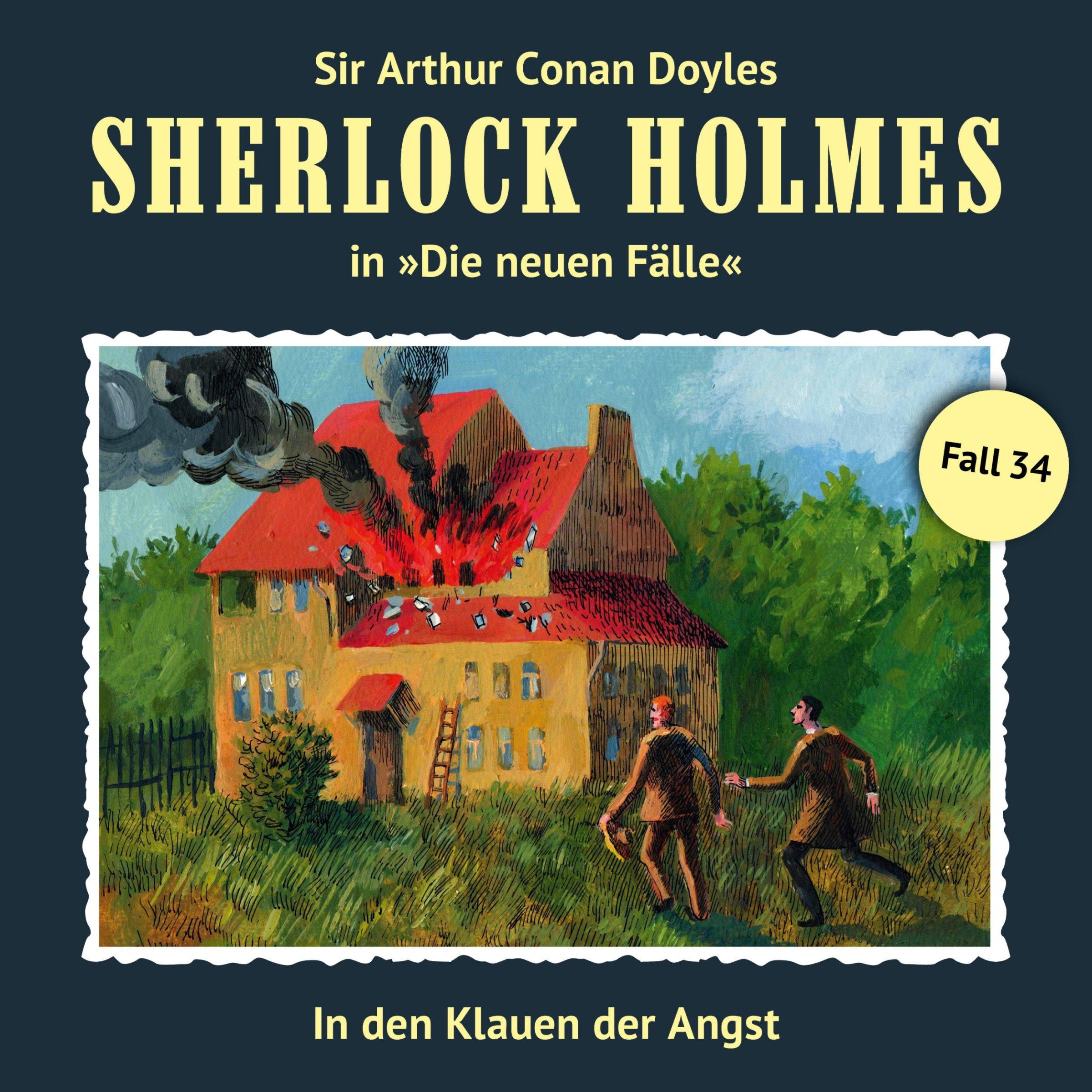In Den Klauen Der Angst  Sherlock Holmes   Die Neuen Fälle 34