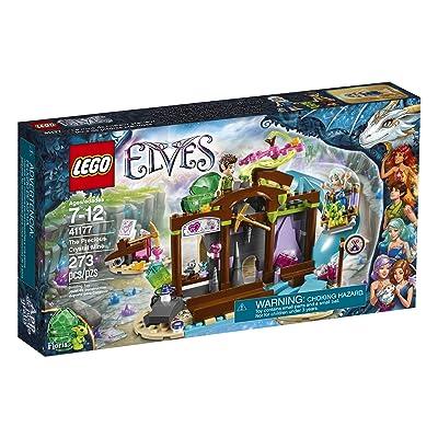 Lego Elves 41177 The Precious Crystal Mine Building Kit (273 Piece): Toys & Games