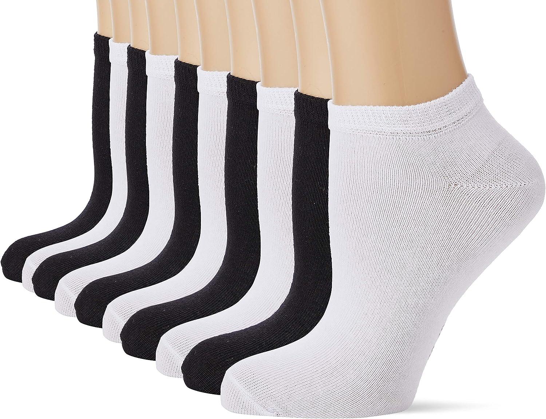 Pacco da 10 HIKARO Calze da Corsa alla Caviglia Donna Marchio
