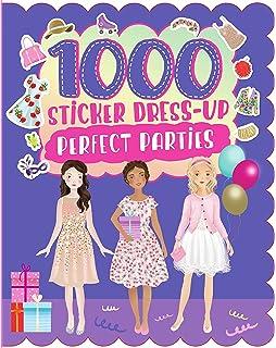 1000 Sticker Dress Up Fashion Designer: Parragon Books Ltd ...