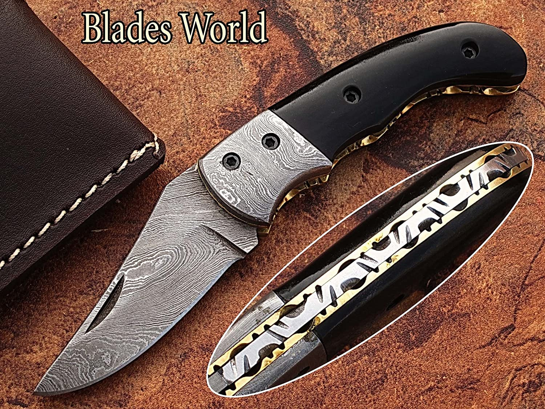 Custom Made Damaskus