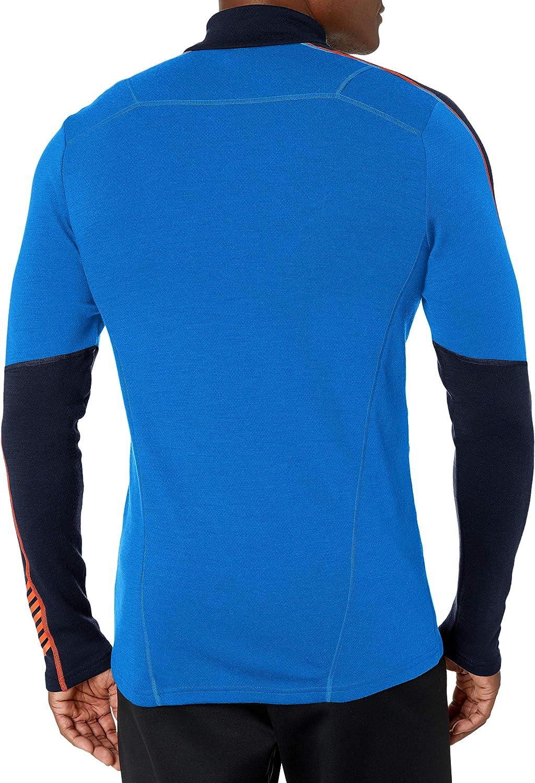 Helly Hansen Mens HH LIFA Merino Wool 1//2 Zip Lightweight Moisture Wicking Long Sleeve Thermal Baselayer Top