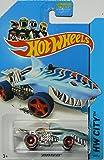 Hot Wheels 2014 HW City Street Beasts Sharkruiser (Shark Car) 52/250, Light Blue