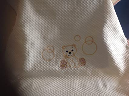 Copertina di piquet e lenzuolino cotone per carrozzina: amazon.it
