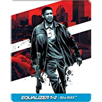 The Equalizer 1 & 2 (Steelbook)