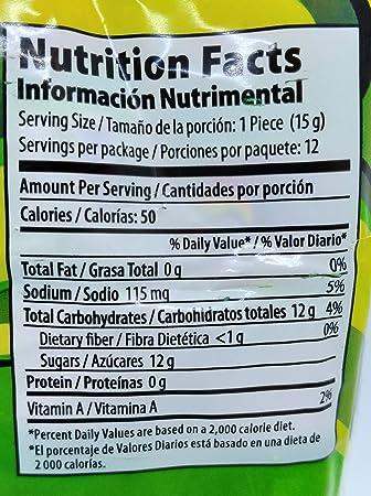 Amazon.com : PELON MINI PELO RICO 12 COUNT (PACK OF 2) : Grocery & Gourmet Food