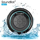 Soundbot SB517 Extreme Bluetooth Waterproof Wireless Speaker (Blue/Black)
