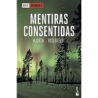 Mentiras consentidas: Serie Bergman 6 (Crimen y Misterio)