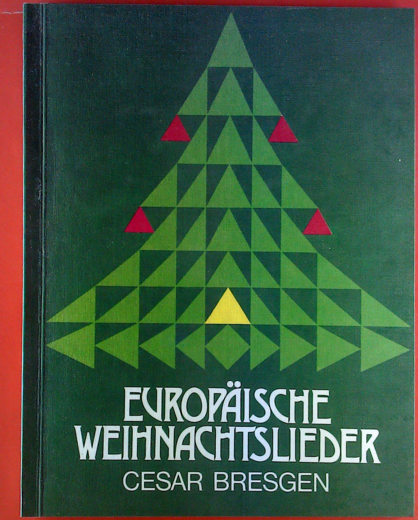 Europäische Weihnachtslieder. 79 Sätze für gemischten Chor: Amazon ...
