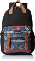 Emma and Chloe Girls' Cotton Backpack