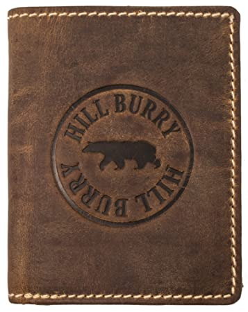 14a77d055ab10 Hill Burry Herren Geldbörse