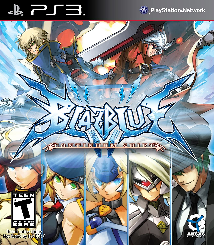 Amazon com: BlazBlue: Continuum Shift - Playstation 3: Aksys