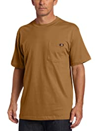 7f6858e9cf Dickies Men s Short Sleeve Pocket Tee Big-tall