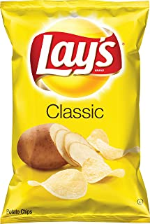 product image for Lays Potato Chips, Classic, 8 oz