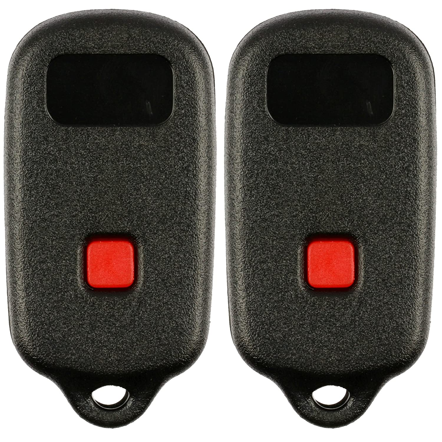 Pack of 2 HYQ1512Y HYQ12BBX KeylessOption Keyless Entry Remote Control Car Key Fob Replacement for HYQ12BAN