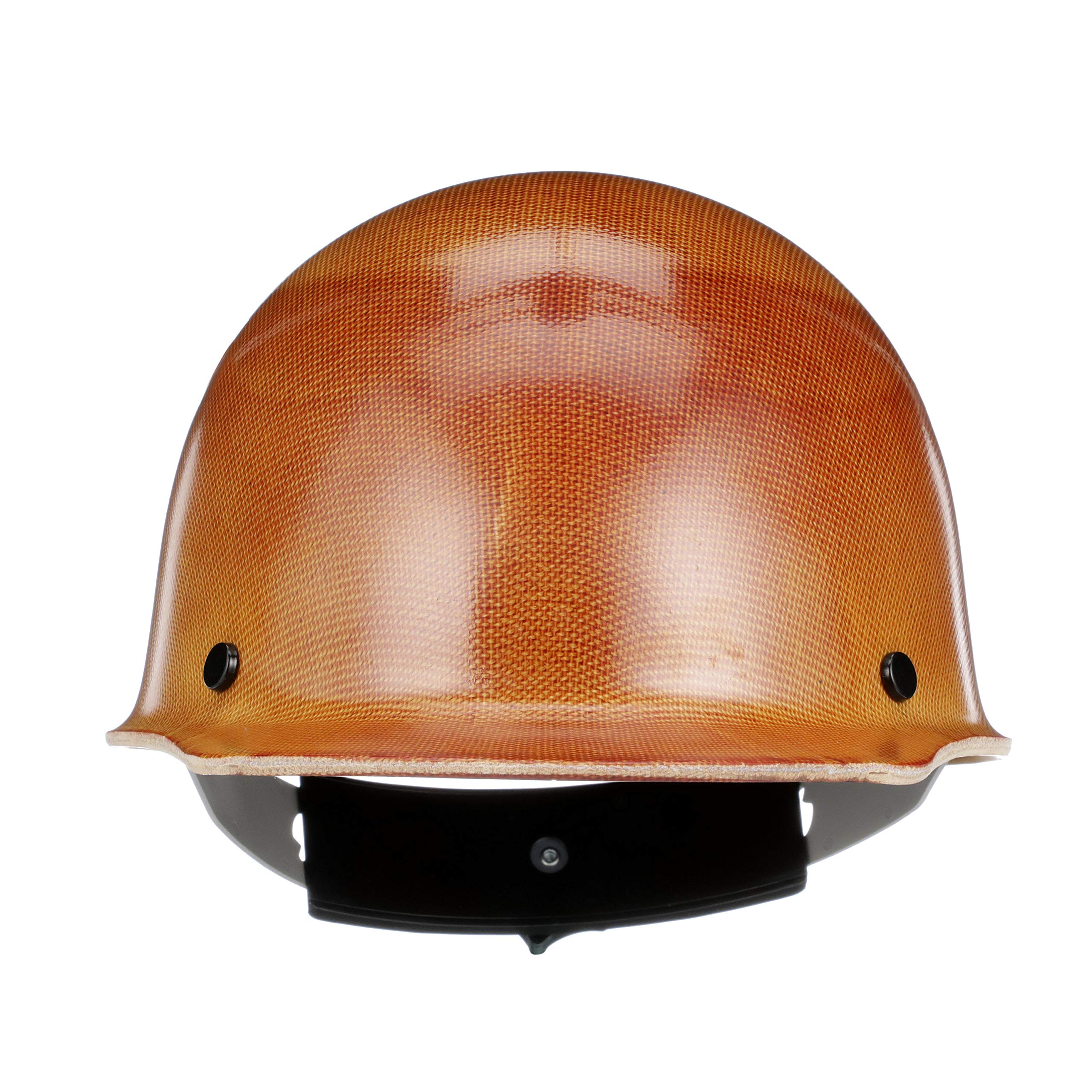 MSA 816651 Skullgard Protective Hard Hat Front Brim, Swing-Ratchet Suspension, Standard Size, Natural Tan by MSA (Image #4)