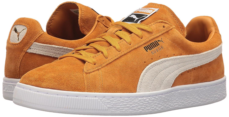 on sale e9c75 60bbc PUMA Men's Suede Classic + Fashion Sneaker: Buy Online at ...