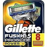 Gillette Fusion ProGlide Power Razor Blades for Men Pack of 8