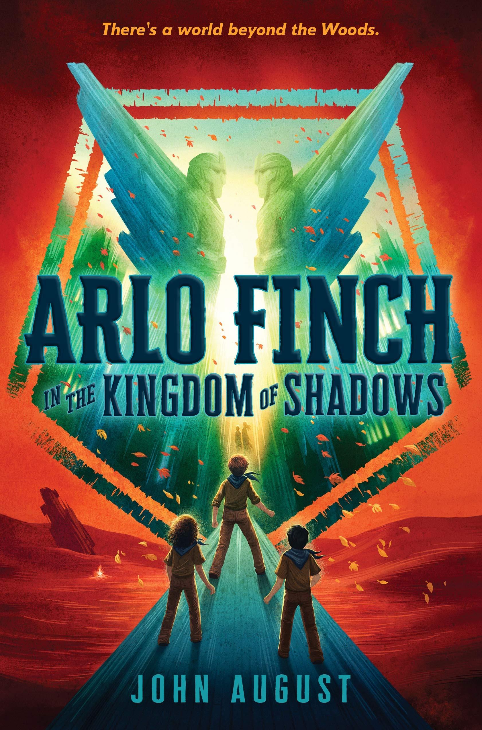 Arlo Finch In The Kingdom Of Shadows Arlo Finch 3 August John 9781626728189 Amazon Com Books