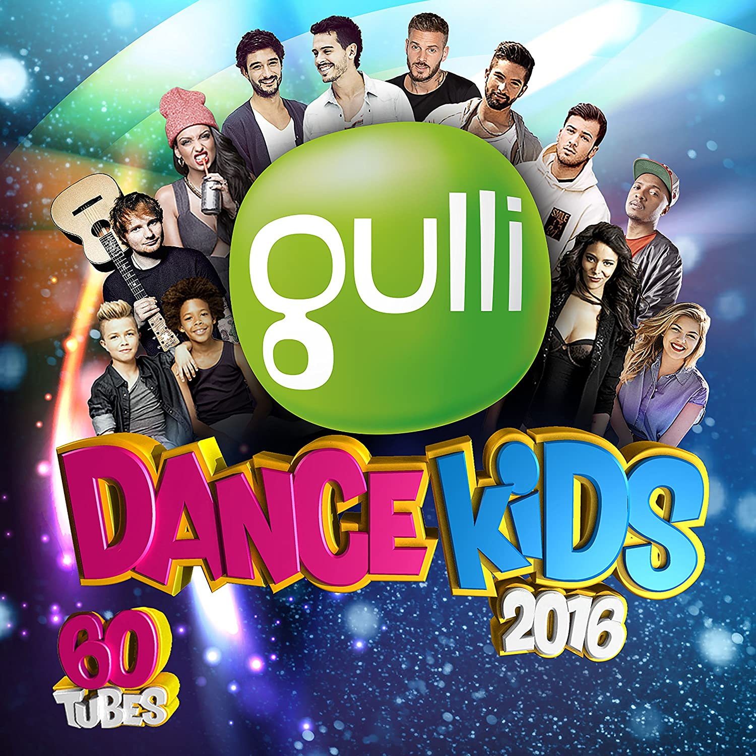 Various Artists-Gulli Dance Kids 2016 - Enfants mp3 320 Kbs