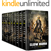Slow Burn Box Set: The Complete Post Apocalyptic Series