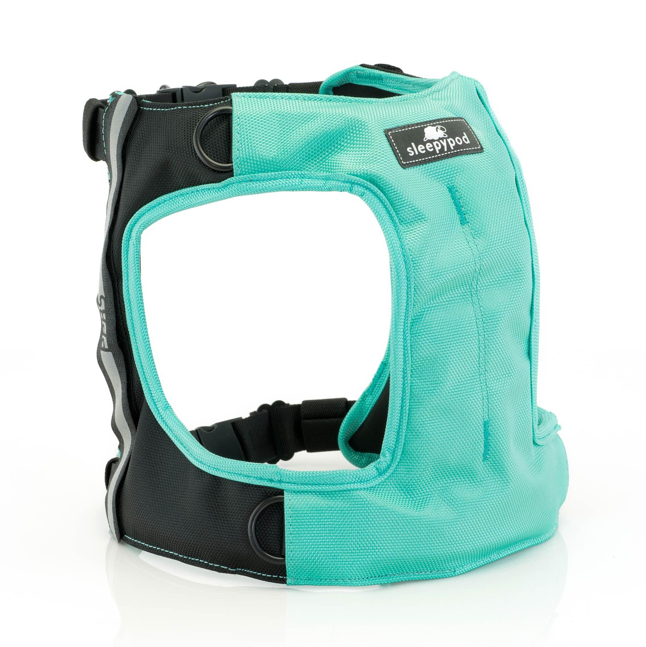 Clickit Terrain Dog Safety Harness ( Robin - Large )