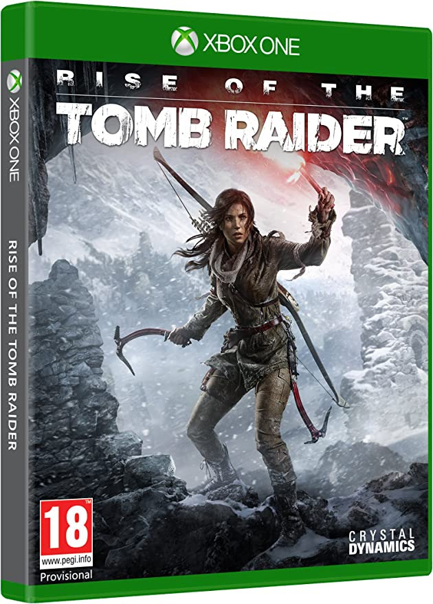 Microsoft Rise of the Tomb Raider, Xbox One - Juego (Xbox One ...