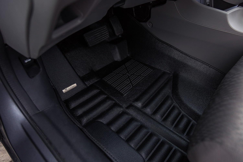 Amazon.com: TuxMat Custom-fit 3D Car Floor Mats for Ford Fusion 2017-2018  Models (Full Set - Black): Automotive