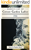 Harris's List of Covent Garden Ladies, 1788