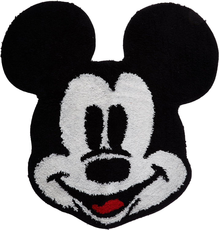 "Disney Mickey Mouse Bath Rug 25.5"" X 27"""