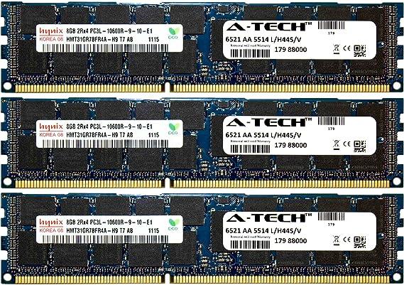16GB 2x 8GB Dell Precision R5500 T3600 T5500 T5600 T7500 Workstation Memory RAM