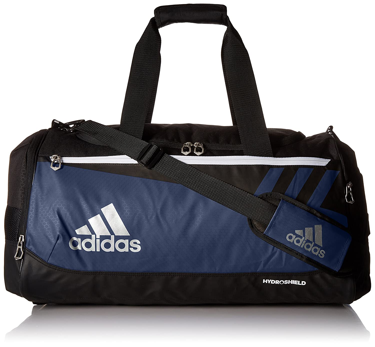 523fe0052 Adidas Men's and Women's Polyester Team Issue Duffel Bag (Power Red and  Black): Amazon.in: Bags, Wallets & Luggage