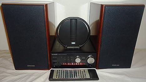 Amazon.com: Onkyo r-805 X wrat Mini/Micro estante ...